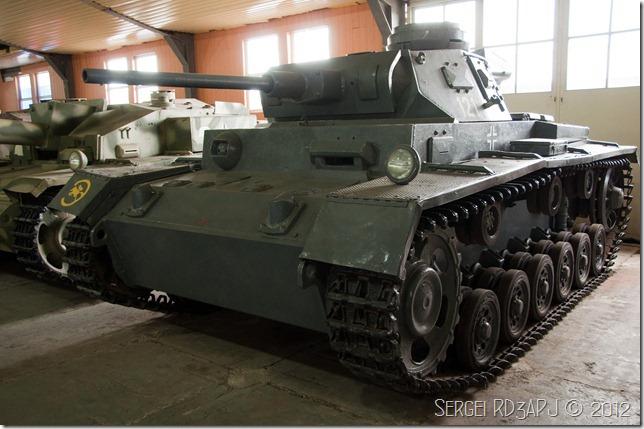 Кубинка музей бронетанковых войск-92